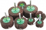 Flap discs with Shaft