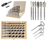 Wood Drill Sets