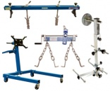 Engine Mounting Balancers, Engine Stands, Traverses and Supports