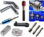 Special adaptors, joints and etc.