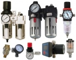 AIR FILTER REGULATORS, LUBRICATORS, FILTERS