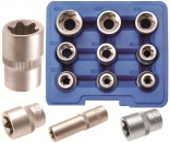 Sockets for E-STAR Screws