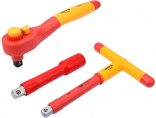 Insulated Handles, Ratchet Handles, Extension Bers VDE
