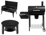 Outdoor barbecues / grills / fireplaces